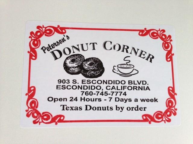 Petersons Donut Corner 12