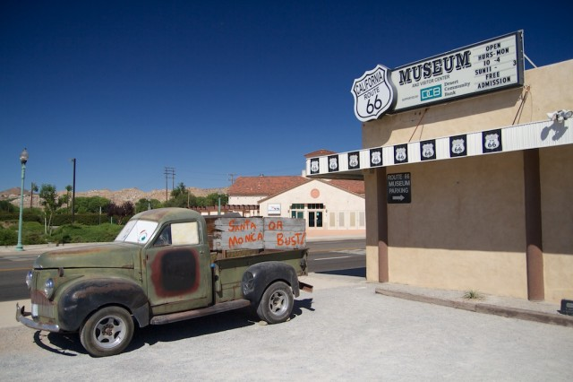 Route 66 Barstow 13