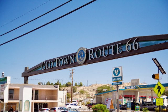 Route 66 Barstow 6