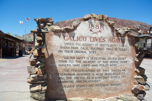 Calico Ghost Town 10