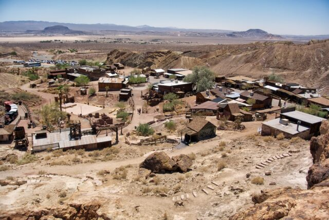 Calico Ghost Town 13