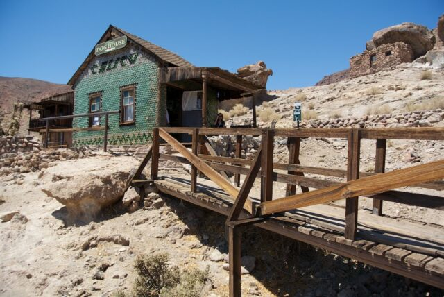 Calico Ghost Town 9