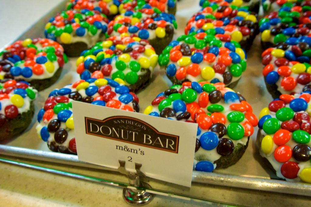 「doughnuts bar san diego」の画像検索結果
