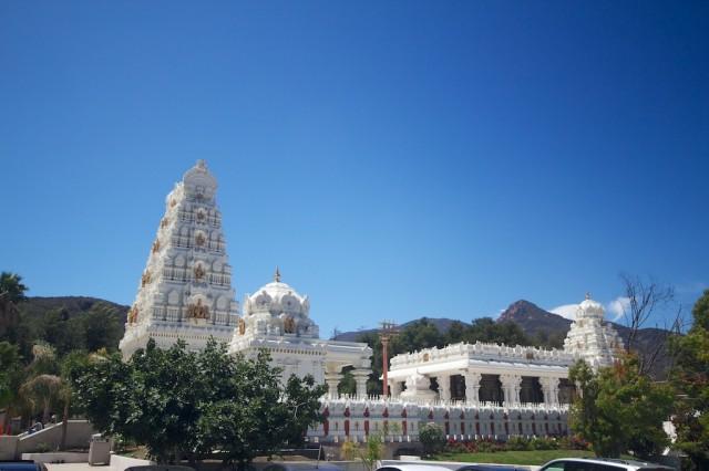 Malibu Hindu Temple 1