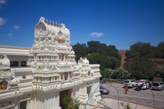Malibu Hindu Temple 10