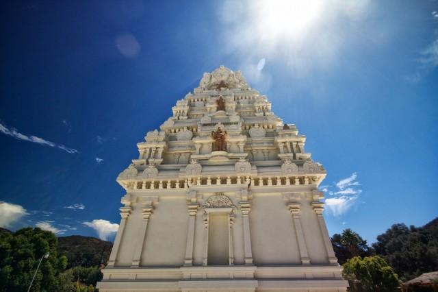 Malibu Hindu Temple 13