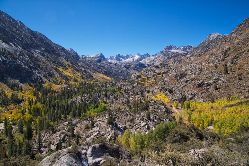 Bishop Creek Guide To Camping Resorts Waterfalls