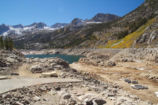 Bishop creek guide to camping resorts waterfalls for Bishop creek fishing