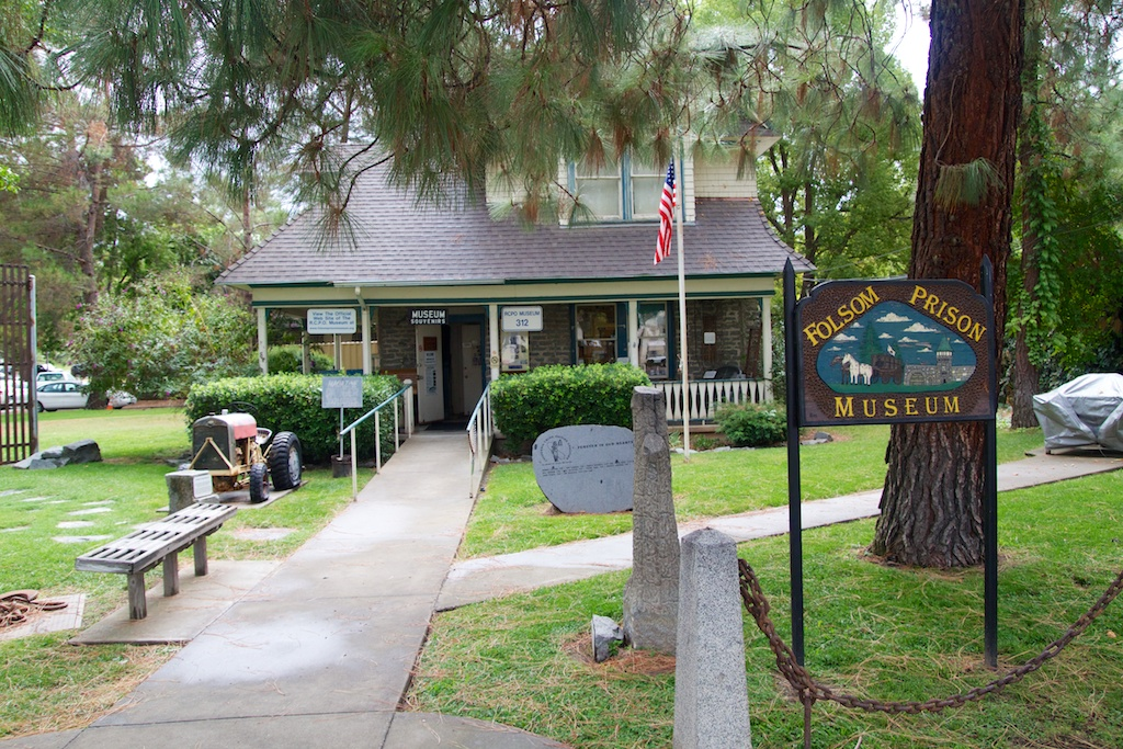 Folsom Prison Museum: Johnny Cash & Jail History
