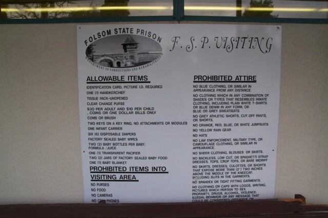Folsom Prison Museum 22
