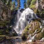 Kings Creek Falls: 40 Foot Waterfall in Lassen National Park