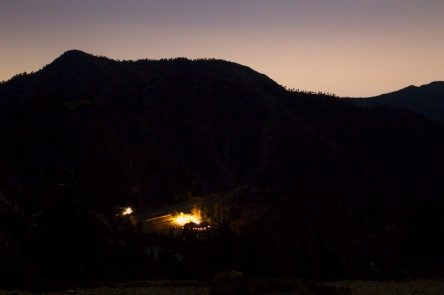 Mt Baldy Night Hike 13 640x426