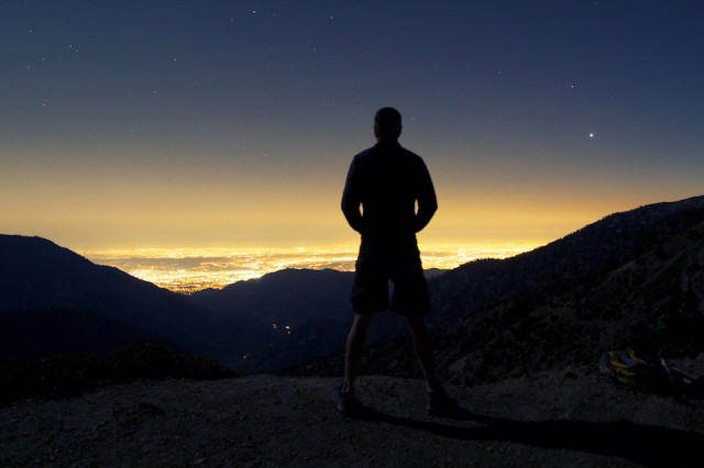 Mt Baldy Night Hike 15