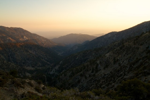 Mt Baldy Night Hike 17