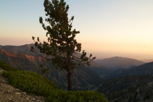 Mt Baldy Night Hike 18 640x426