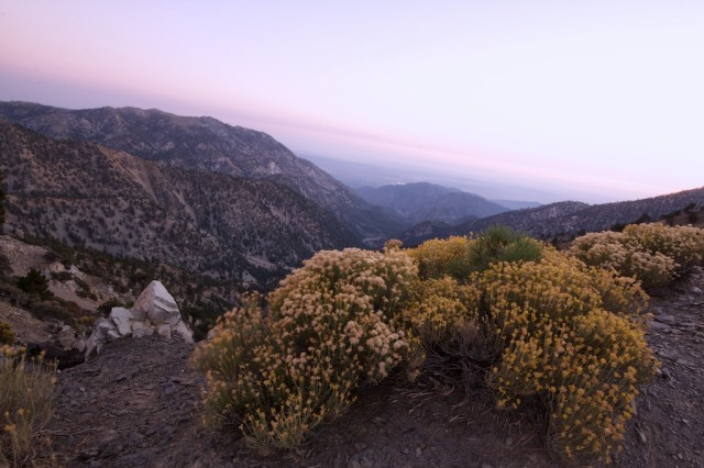Mt Baldy Night Hike 21