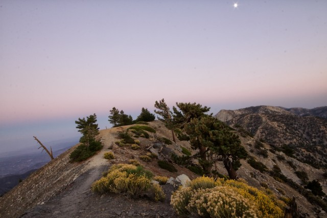 Mt Baldy Night Hike 23