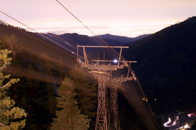 Mt Baldy Night Hike 3 640x426