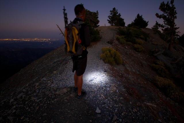 Mt Baldy Night Hike 5 640x426