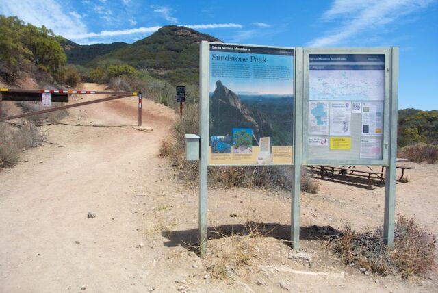 Sandstone Peak 1