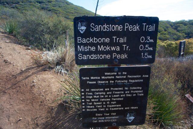 Sandstone Peak 2