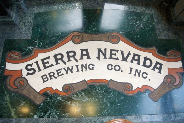 Sierra Nevada Brewery 2