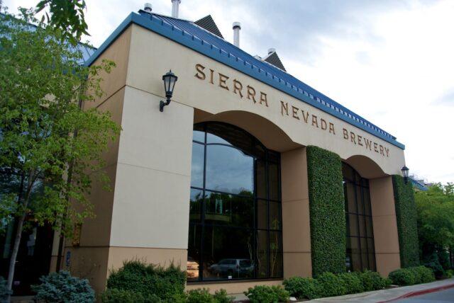 Sierra Nevada Brewery 23