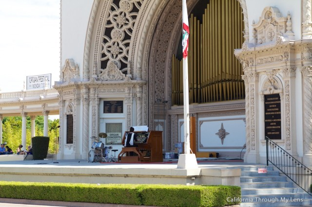 Spreckles Organ Pavillion 1