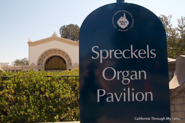 Spreckles Organ Pavillion 5