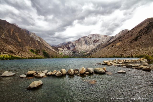Convict Lake Loop 6