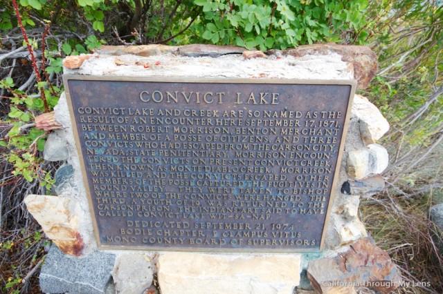 Convict Lake Loop 8