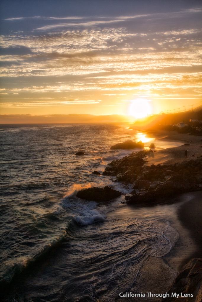 Leo Carrillo State Park And Campground California