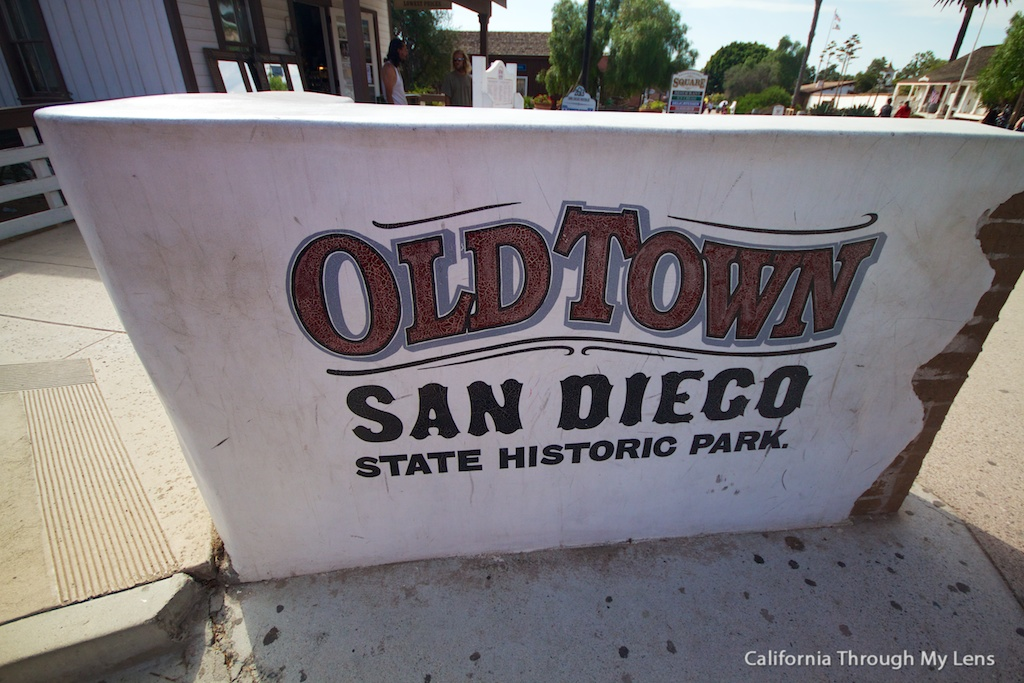 Old town san diego state historic park california - Towne place at garden state park ...