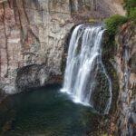 Rainbow Falls: 100 Foot Waterfall in Devils Postpile