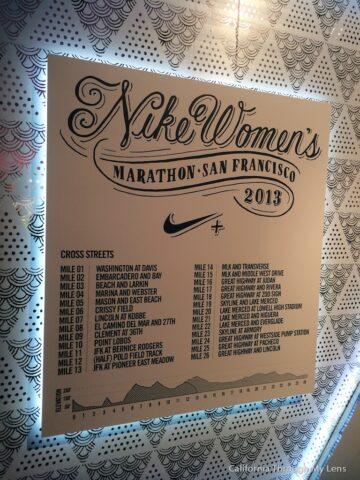 San Francisco Nike Womens Marathon 10