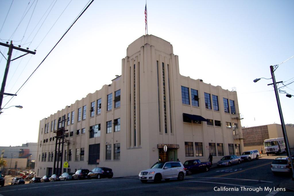 Anchor Brewing Company In San Francisco California