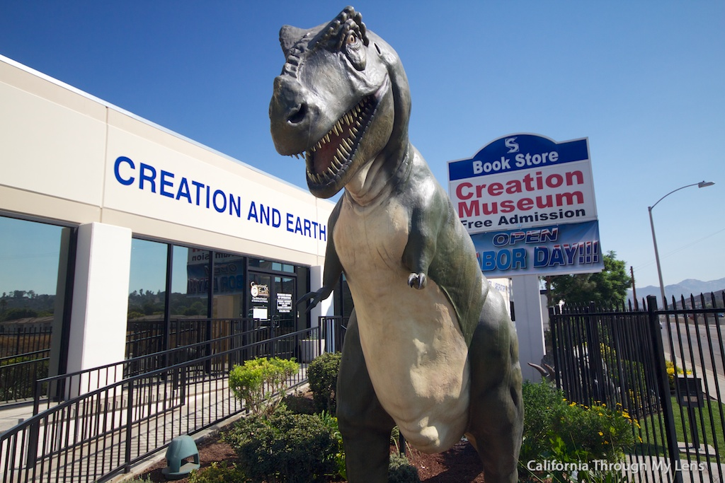 Creation And Earth History Museum California Through My Lens