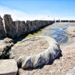 Bombey Beach Ruins