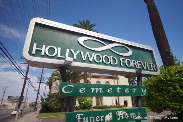 Hollywood Forever Cemetery 1
