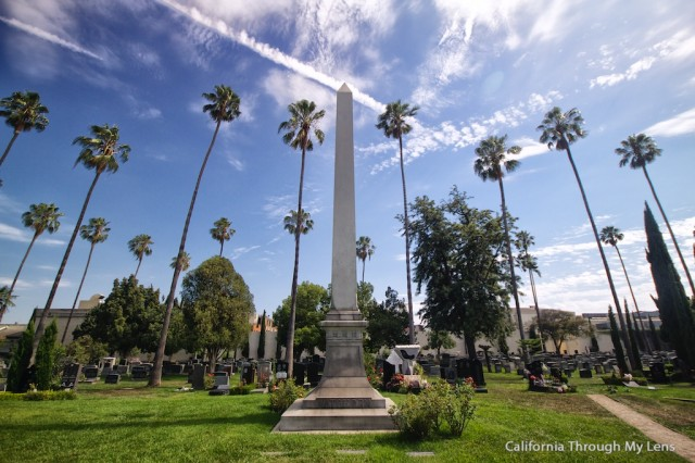 Hollywood Forever Cemetery 12