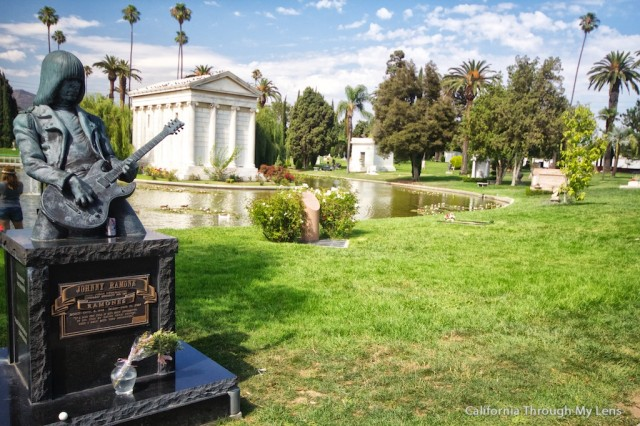 Hollywood Forever Cemetery 8
