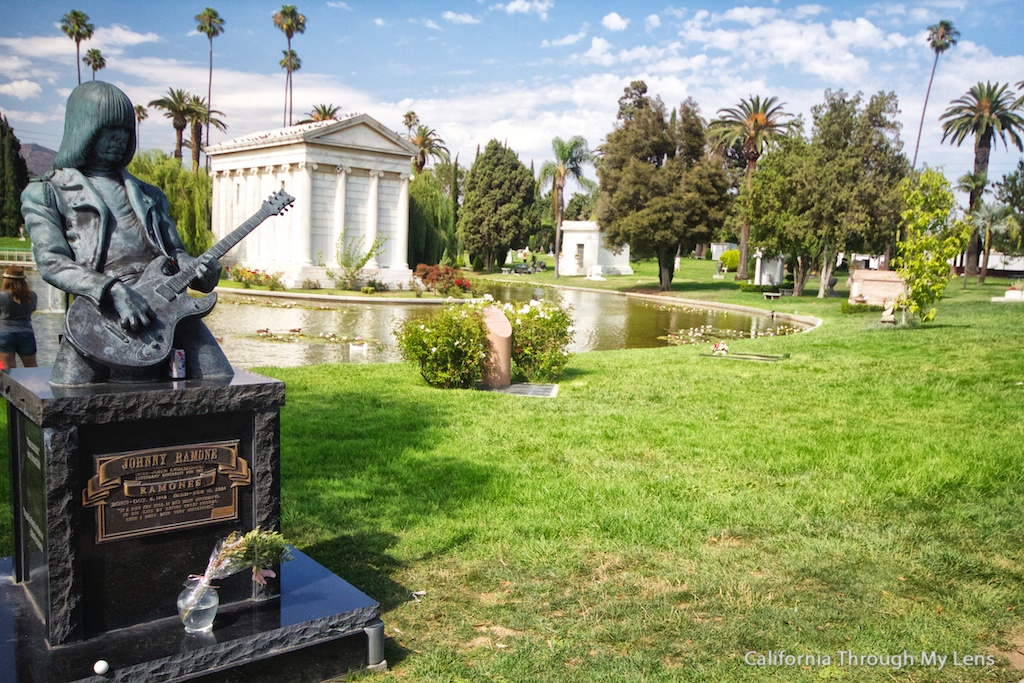 Hollywood Forever Cemetery Spots To See At The Resting