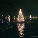 Hydro Bikes in Long Beach for Christmas Lights