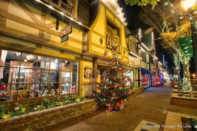 Solvang Christmas 1