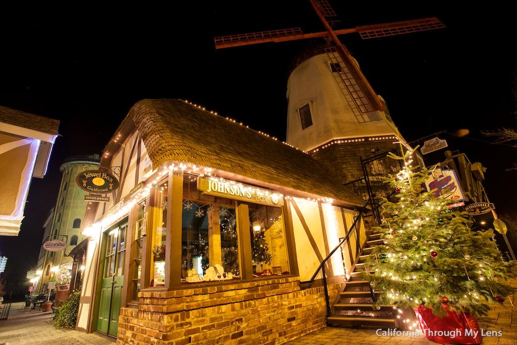 Solvang Ca Christmas.Solvang A Danish Village At Christmas California Through