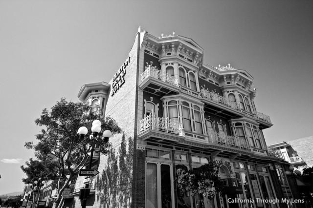 Horton Grand Hotel Haunted