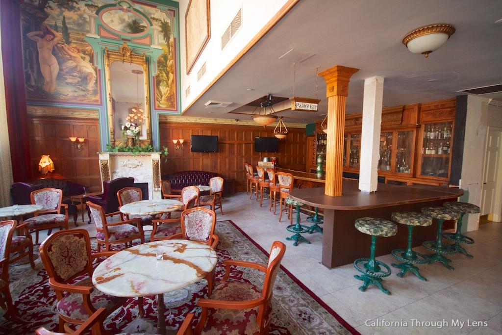 Horton Grand Hotel Room