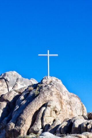 Mojave Cross 1
