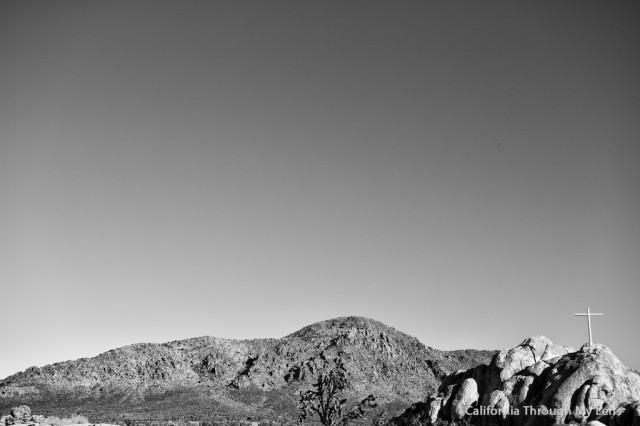 Mojave Cross 2