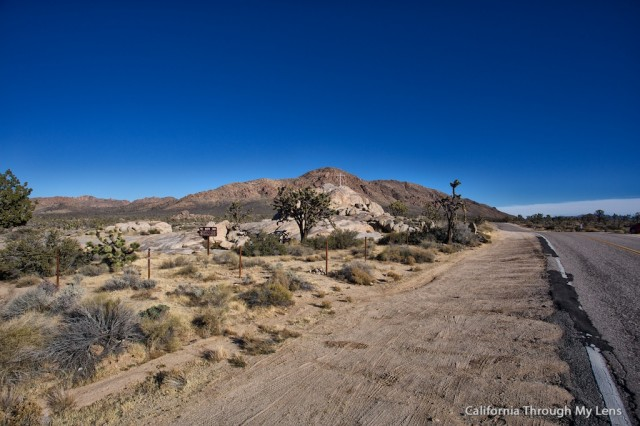 Mojave Cross 3